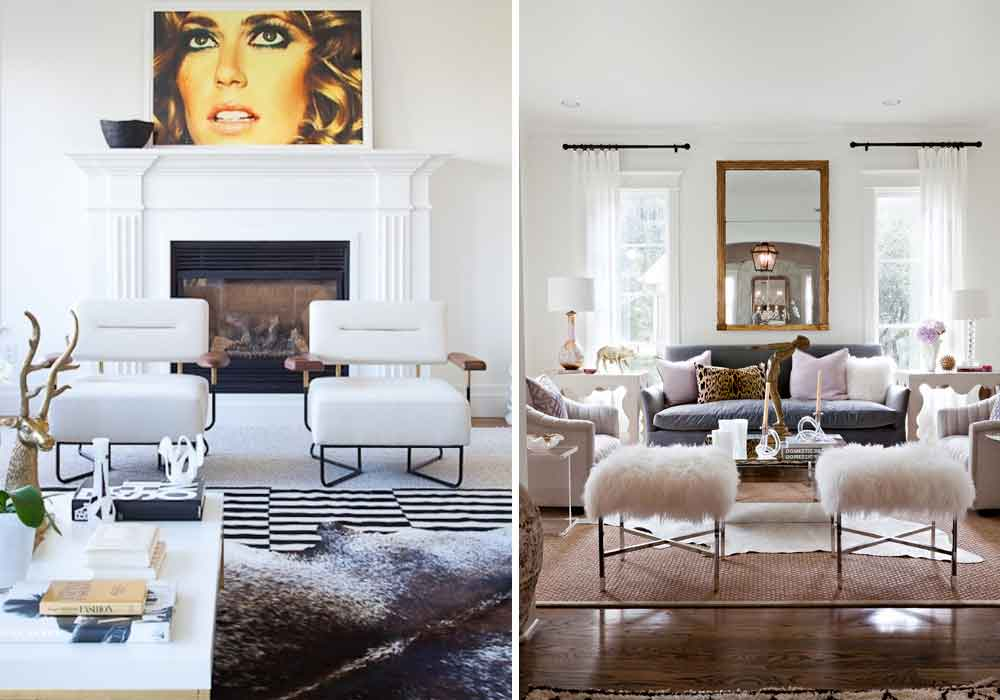 How to layering your rugs with trends and tips
