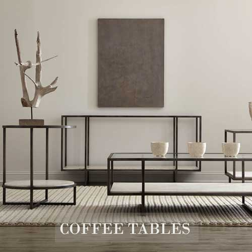 LUXURY DESIGNER COFFEE TABLES
