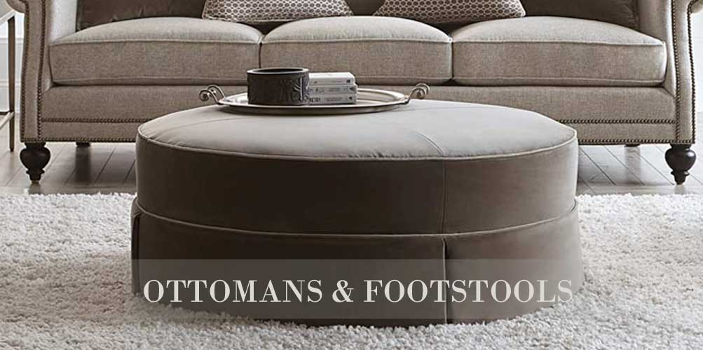 Luxury Designer Footstools