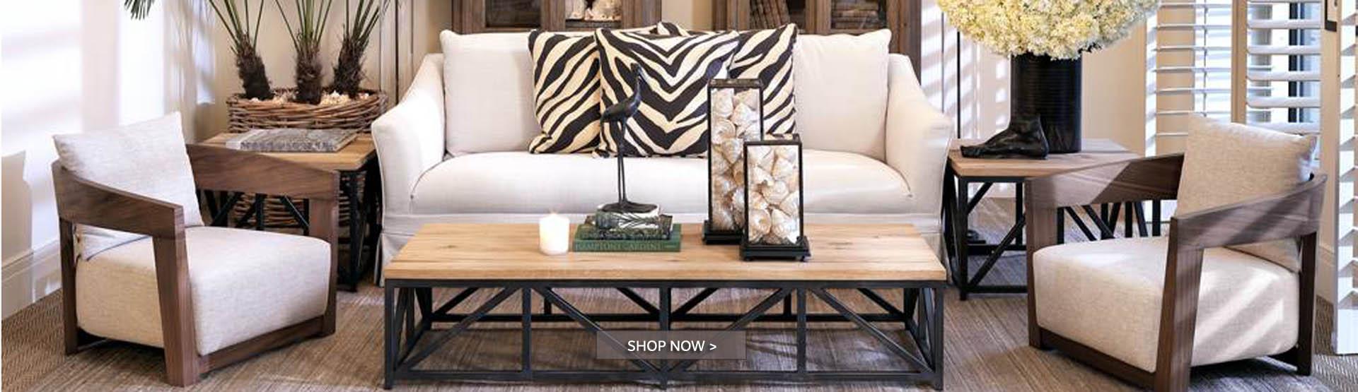 Luxury Fabric Sofas
