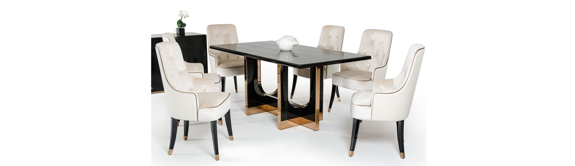 Buy Luxury Dining Chairs| Luxuria London